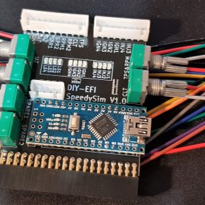 DIY-EFI SpeedSim – ECU Input & Output Simulator